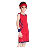 兒童籃球服套裝男女團購小學生青少年籃球衣訓練隊服背心DIY