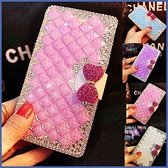Realme X50 X7 Pro vivo X60 紅米 Note 9 Pro 小米 10 華碩 ZS670KS 粉色滿鑽皮套 手機皮套 水鑽 訂製