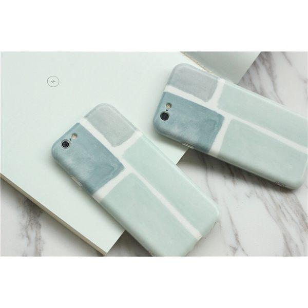 iPhone手機殼 可掛繩 這就是文藝 磨砂軟殼全包 不掉色工藝 蘋果iPhone7/iPhone6
