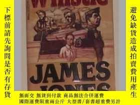 二手書博民逛書店英文原版罕見《 Whistle 》 【 James Jones