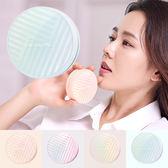 韓國 MISSHA 超服貼水光肌網狀氣墊粉餅 藍色提亮款(14g)【庫奇小舖】
