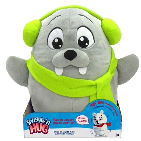 SNUGGLE'N HUG PLUSH - WALRUS 擁抱我吧!賣萌海象