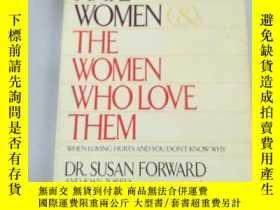 二手書博民逛書店Men罕見Who Hate Women & The Women