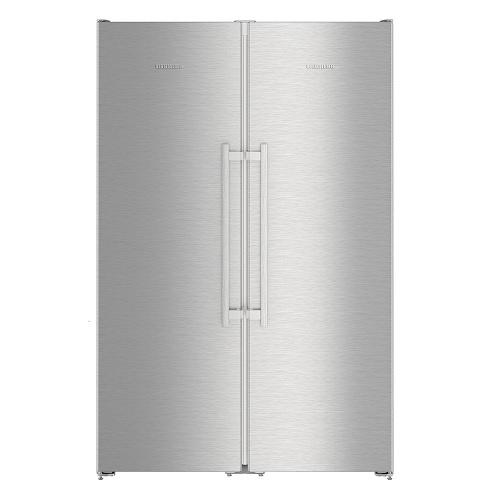 【得意家電】嘉儀 LIEBHERR 利勃 SBSef7242 獨立式 冷凍+冷藏雙門冰箱(220V) ※熱線07-7428010
