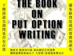 二手書博民逛書店The罕見Book On Put Option WritingY307751 Kevin J. Martine
