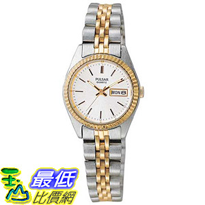 [美國直購 ShopUSA]Pulsar Dress PXX006 Womens Watch$3400