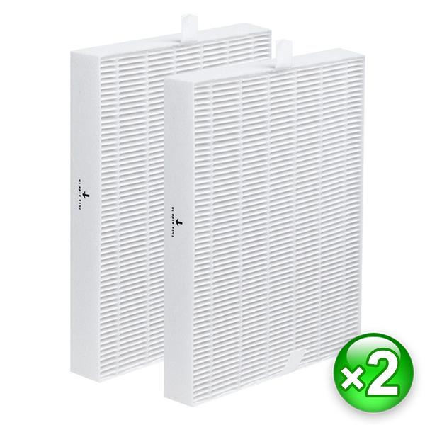 Honeywell 空氣清淨機 HEPA濾網/濾芯-副廠(2入) HPA-100/200/202/300/090通用