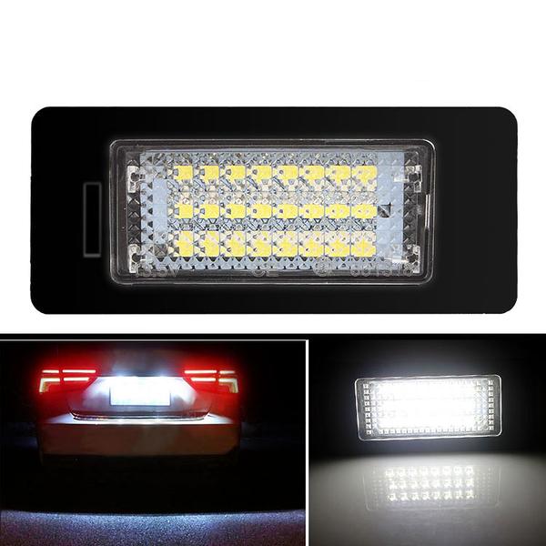 適用于寶馬E39/E82專車專用牌照燈 BMW LED License lamp