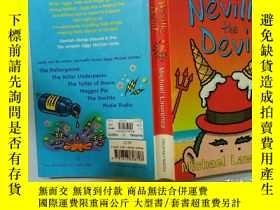 二手書博民逛書店Neville罕見the Devil:魔鬼內維爾Y200392