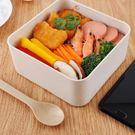 正方便當盒微波爐加熱飯盒麥香健身餐盒學生便攜分層 好康免運