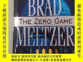 二手書博民逛書店THE罕見ZERO GAMEY292349 Brad Meltz