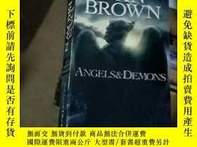 二手書博民逛書店ANGELS罕見& DEMONSY15389 :Dan Brow