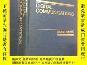 二手書博民逛書店英文書罕見digital communications 數字通信Y16354 詳情見圖片 詳情見圖片