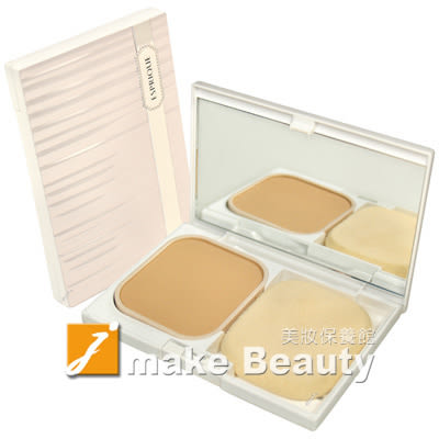 KOSE高絲 丰靡美姬幻妝 輕透膜幻持妝粉餅SPF26PA++(9.3g)+盒《jmake Beauty 就愛水》