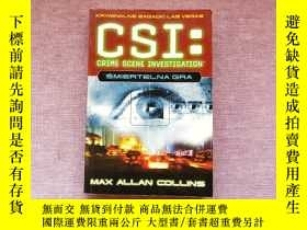 二手書博民逛書店CSI:CRIME罕見SCENE INVESTIGATION (