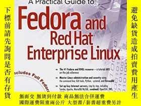 二手書博民逛書店A罕見Practical Guide To Fedora And Red Hat Enterprise Linux