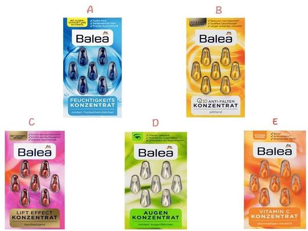 德國Balea時空膠囊系列