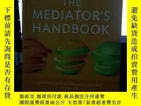 二手書博民逛書店the罕見mediator  s handbookY15389