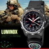 LUMINOX 雷明時 8831.RH.JL 美軍指定特種錶 碳纖維錶殼 日期顯示 指南針 自發光式照明系統 熱賣中!