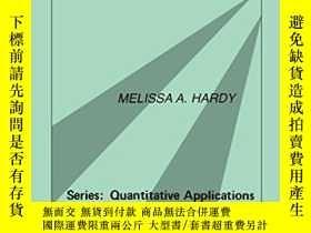 二手書博民逛書店Regression罕見With Dummy VariablesY256260 Melissa A Hardy