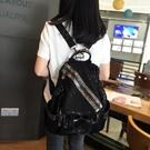 手提雙肩包包女2020新款韓版百搭女包時尚大容量書包旅游旅行背包 夢幻小鎮
