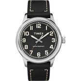 TIMEX/天美時 數字 防水 黑 手錶 (TXTW2R22800)