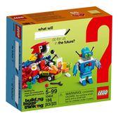 【LEGO 樂高積木】Classic系列-有趣的未來 Fun Future LT-10402