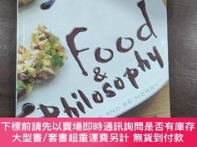 二手書博民逛書店Food罕見and Philosophy: Eat, Think, and Be MerryY20092 Fr