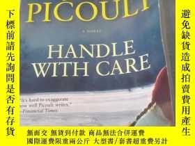 二手書博民逛書店Handle罕見with Care: A Novel: Amaz