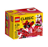 樂高LEGO CLASSIC 紅色創意盒 10707 TOYeGO 玩具e哥