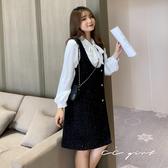 中大尺碼  小香風大U領背心裙 - 適XL~4L《  69102  》CC-GIRL