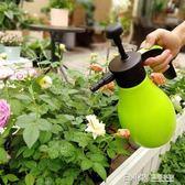 虹越 1.5L手壓式氣壓噴霧器噴水壺室內澆花園藝工具igo 溫暖享家