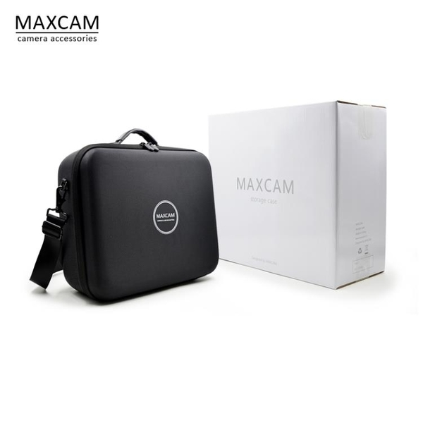 MAXCAM DJI大疆御2背包MAVIC 2 PRO無人機收納包便攜箱全能配件包 瑪麗蘇DF