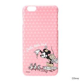 【漢博商城】iJacket 迪士尼 iPhone 6 / 6s Plus 壁紙系列硬式保護殼 - 米妮