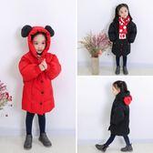 新年衣服 外套洋氣1-3歲兒童棉服嬰兒童裝女童棉衣加厚2女小童棉襖 High酷樂緹