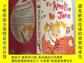 二手書博民逛書店naughty罕見Amelia jane淘氣的阿米莉亞·簡Y200392