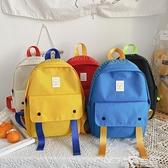 兒童後背包韓國兒童小背包幼稚園寶寶中班大班男女童小書包時尚旅游後背包潮 雲朵