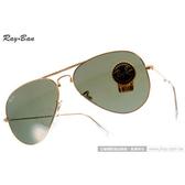 RayBan 太陽眼鏡 RB3479 001 (金-墨綠) 58mm 超夯 摺疊方便攜帶 時尚摺疊款墨鏡 # 金橘眼鏡