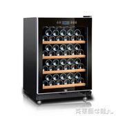 賽鑫 SRT-50迷你家用恒溫紅酒櫃 葡萄酒櫃小型壓縮機 冷藏櫃冰吧 全館免運