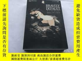 二手書博民逛書店BRAVELY罕見DEFAULT FLYING FAIRY Official Complete GuideY8