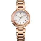 CITIZEN星辰L系列光動能星之奇蹟時尚腕錶 EM0583-84A