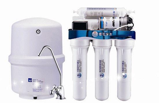【歐雅系統家具廚具】SAKURA 櫻花 P022 標準型RO淨水器