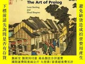 二手書博民逛書店The罕見Art Of Prolog, Second Editi