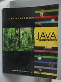 【書寶二手書T6/原文書_WFB】Java For Everyone_Horstmann, Cay
