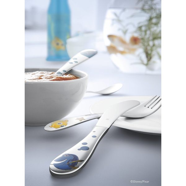 德國WMF 餐具 四件組 尼莫 海底總動員 #1281856040