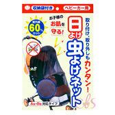 日本Nikochan 嬰兒車用防曬防蚊罩 ☆艾莉莎ELS☆