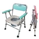 便器椅 便盆椅 洗澡椅 可收合 FZK-4527