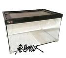 Oceana 宣龍【專業爬蟲箱 45*30*26cm】RP-4525 動物飼育箱 寵物缸 魚事職人