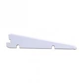 雅築擱板托 22cm 白色