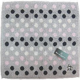 【波克貓哈日網】Munsingwear企鵝 ◇多色圓點◇ 《25 x 25 cm》毛巾小方巾手帕
